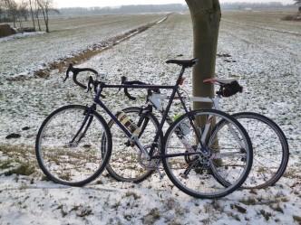 Winter-Check für Fahrräder